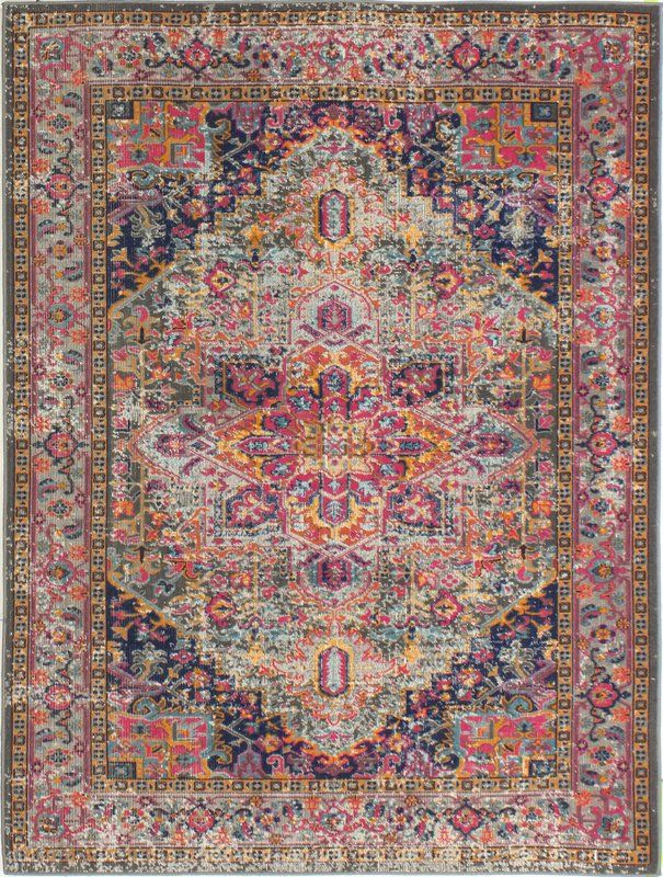 Blackwell Multi Colored Area Rug Reviews Allmodern Rugs Rugs