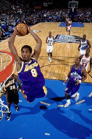 1998 Nba All Star Weekend Indiana Pacers Kobe Bryant Kobe Bryant Poster Kobe Bryant 8