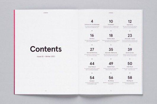 Minimalist design 25 beautiful examples and practical for Html5 table design