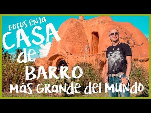 Fotos En La Casa De Barro Más Grande Del Mundo Villa De Leyva Boyacá Colombis Villa De Leyva Casa De Barro Fotos