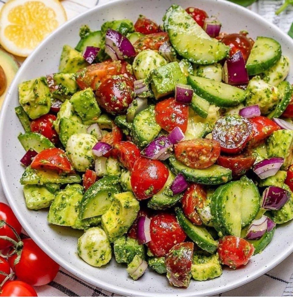 10 Refreshing Summer Salad Recipes Even Veggie Haters Will ...