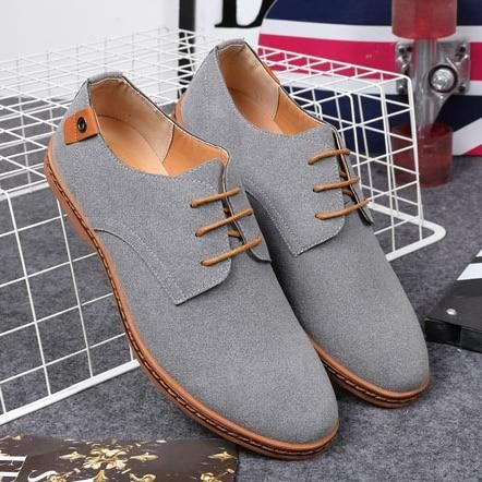 Men's Casual Shoes Fashion 2019 is part of Shoes - AutumnInsole Material EVAClosure Type LaceUpFeature HardWearing, Light, AntiOdorLining Material PUFit Fits true to size, take your normal sizeOutsole Material RubberSeason Winter, spring, summer, autumn