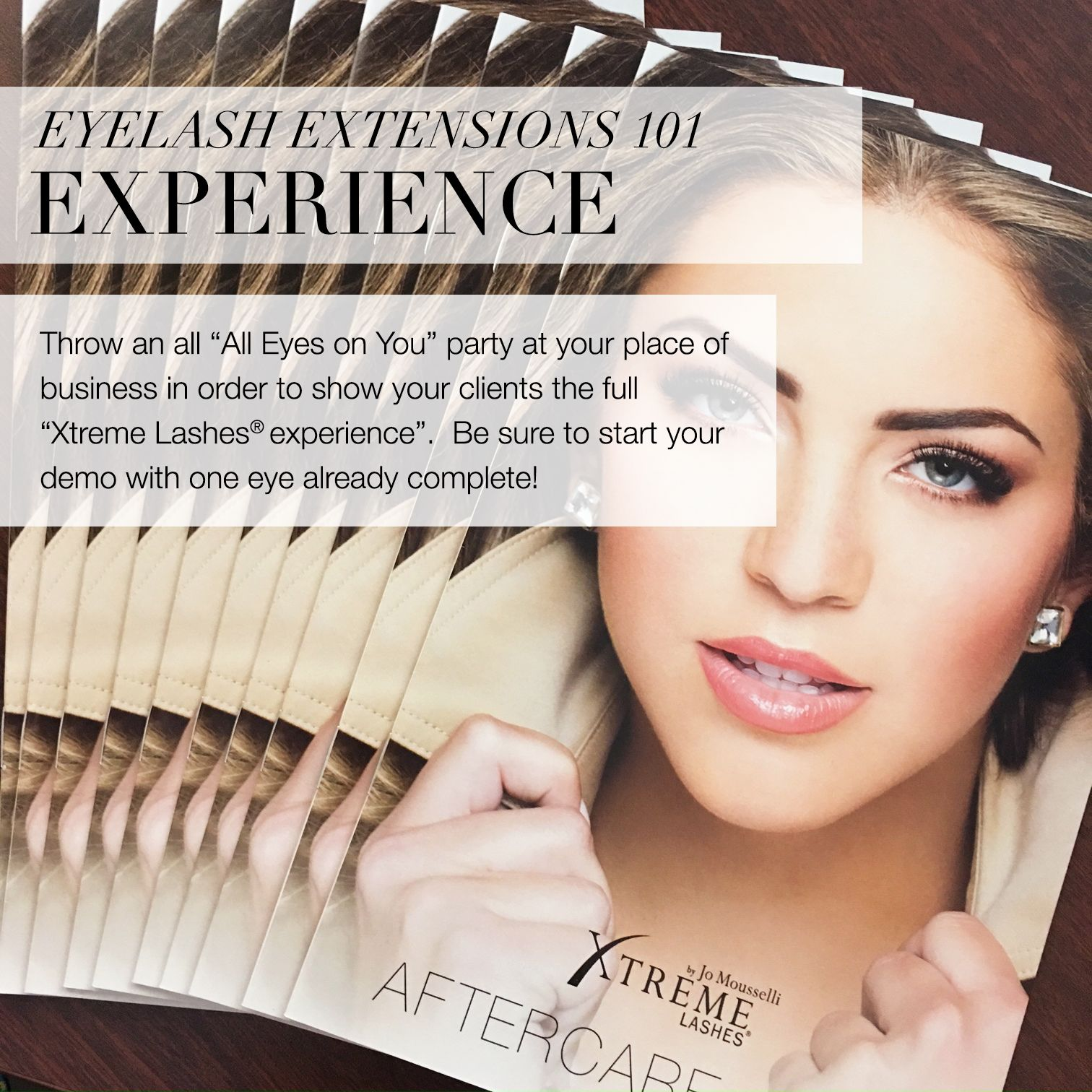 Xtreme Lash Stylists 101 #101 | All Things Eyelash