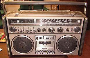 80's Boom box