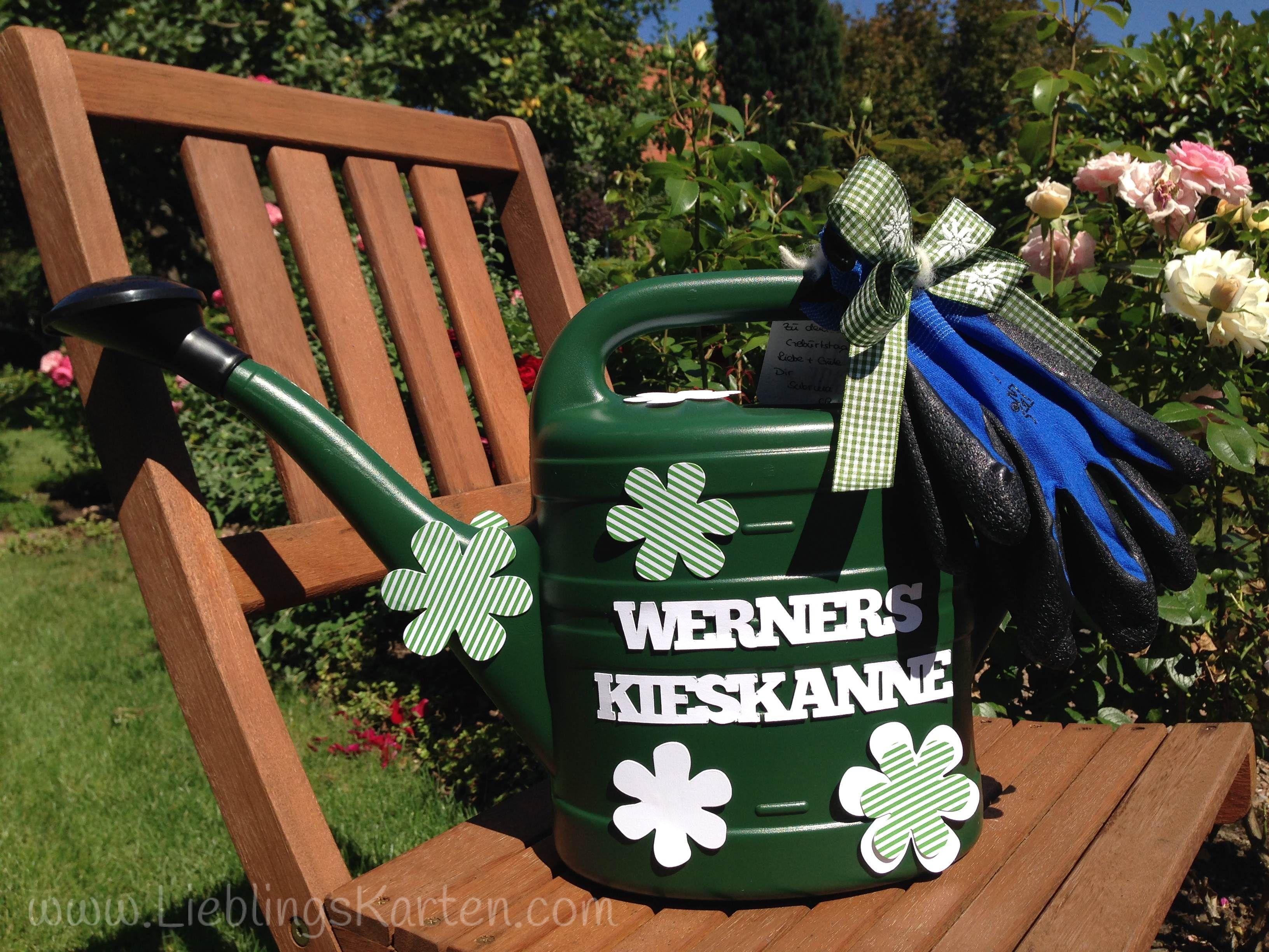 Geldgeschenk Geburtstag G/ärtner Geldgeschenk Gartenfreund Kleingarten