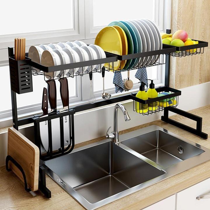 Stainless Steel Kitchen Dish Rack