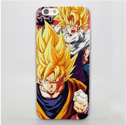 Dragon Ball Goku And Gohan iphone case