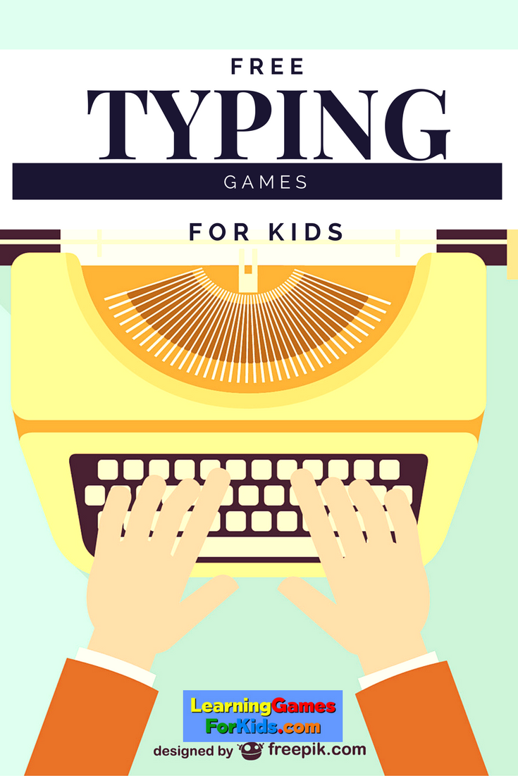 Totally Free keyboarding and typing games for kids that ...