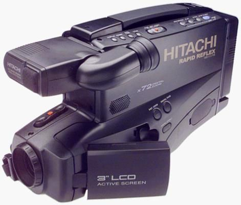 Vhs Camcorder Yahoo Image Search Results Camcorder Vhs Hitachi