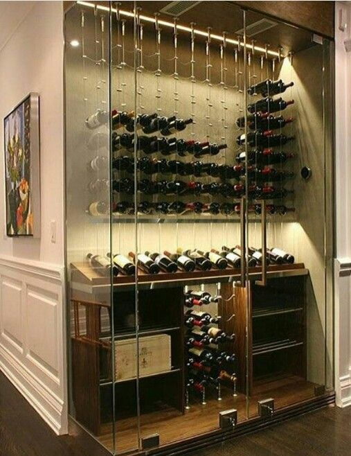 Pin By Chris Langdon On House Home Wine Cellars Glass Wine