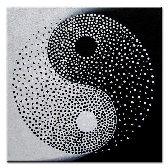 Yin yang art