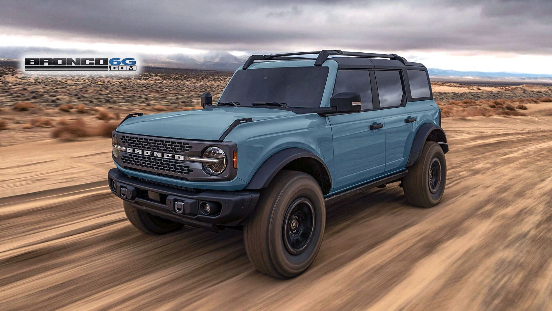 Area 51 Bronco First Real Life Looks [on Bronco Sport