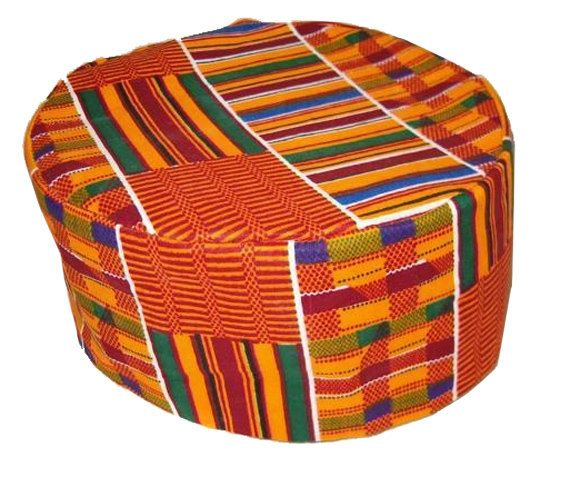 African Kente Pillbox Hat By Uniqueafricanarts On Etsy 15 95 Kente African Pillbox Hat
