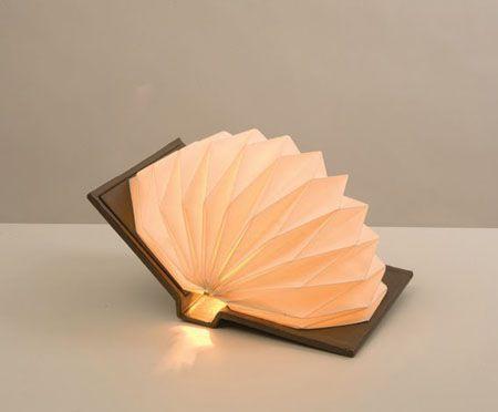 Light Book Impressive Nightlamp With A Twist  Bedroom 20  Pinterest  Lights And Books Design Ideas