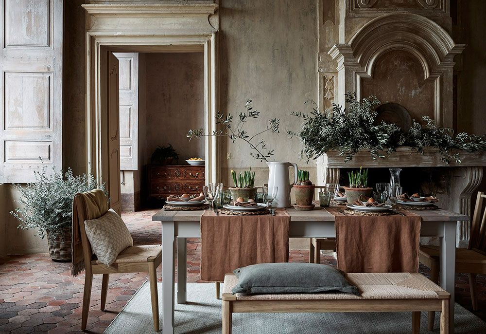 Delightful English Country Neptune S Fresh Collection Foto Idei Dizajn En 2020 Idees De Decor Table A Manger Extensible Decoration Maison