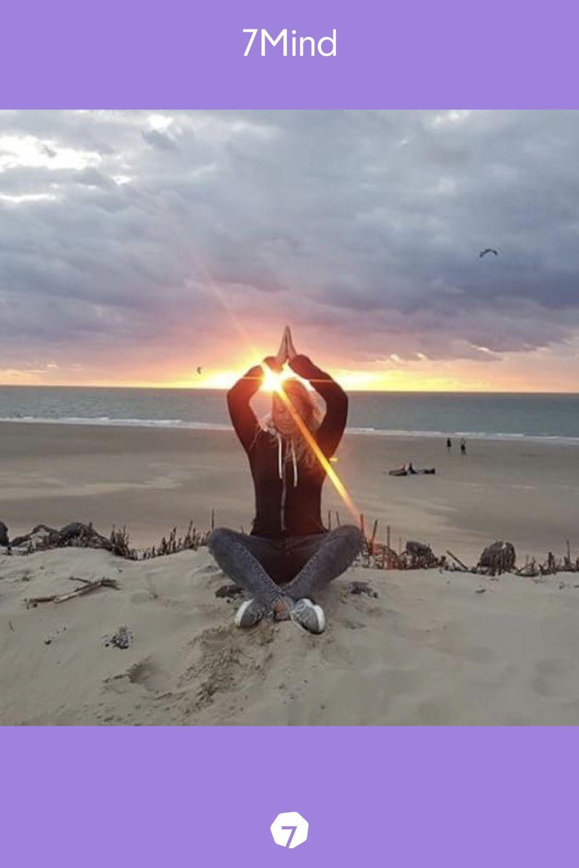 #Meditation ist der schönste Weg, Verbindung zu dir selbst herzustellen und Ver.