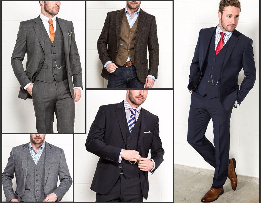 Men's Suit, Tie & Shirt Color Combinations Guide | Mens ...