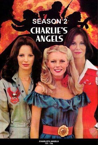 Los Angeles De Charlie 2ª Temporada 1977 Charlies Angels Charlie S Angels Kate Jackson