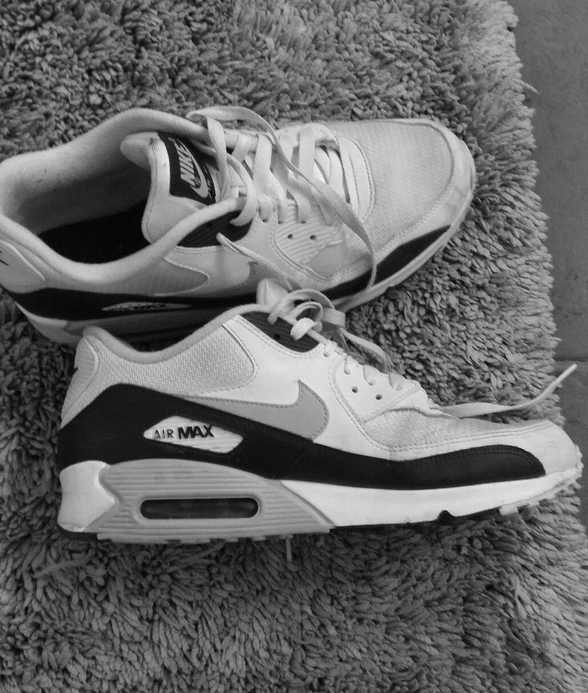 Das sind meine Nike airmax 90 essential in türkis   sneaks