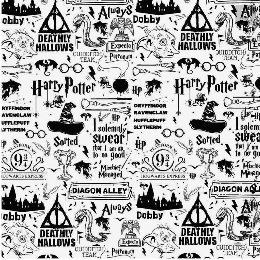 Harry potter te desea feliz cumpleanos
