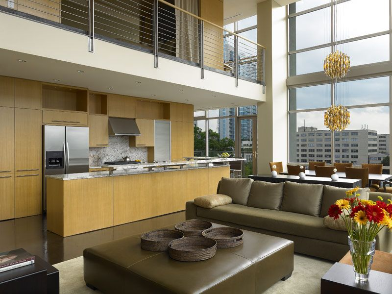 Best P*Nth**S* Open Living Area Kitchen Photo By James Klotz 640 x 480
