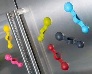Cucharitas medidoras magneticas. Precisas, divertidas y siempre a mano.