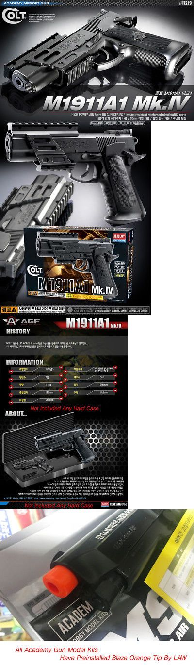 Other Military Models and Kits 1191: Academy Airsoft Gun