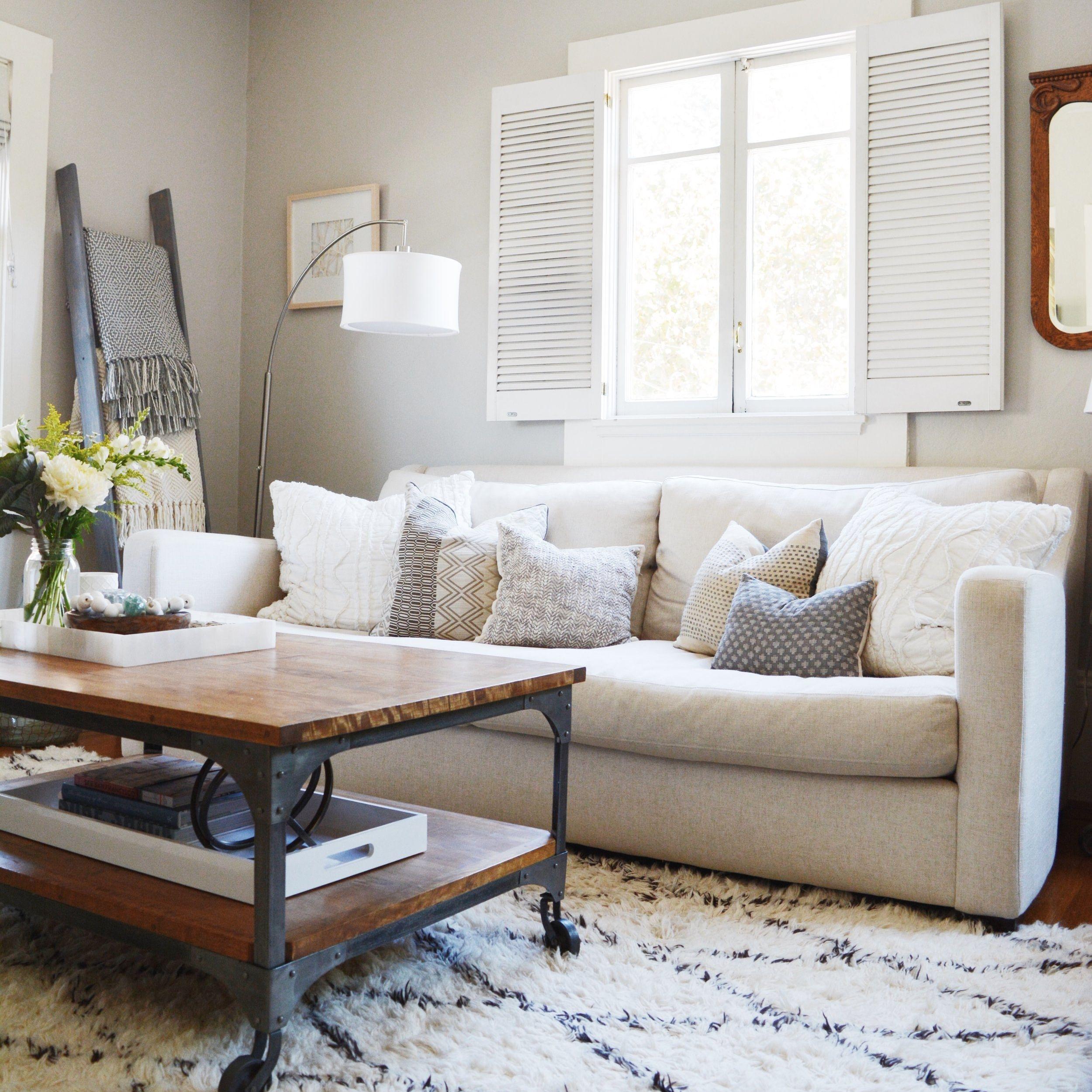Filbert Living Room Design