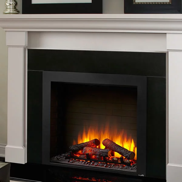 Majestic Simplifire Built In Electric Fireplace 30 In 2020