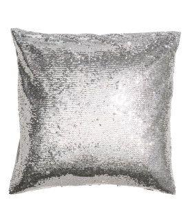 Kirjailtu tyynynpäällinen | H&M FI