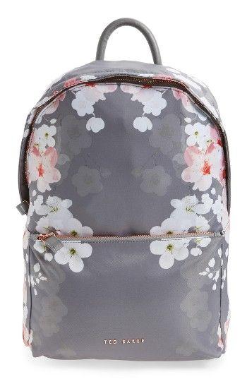 229542e648 Ted Baker London Olica Oriental Blossom Backpack | Nordstrom | Law ...
