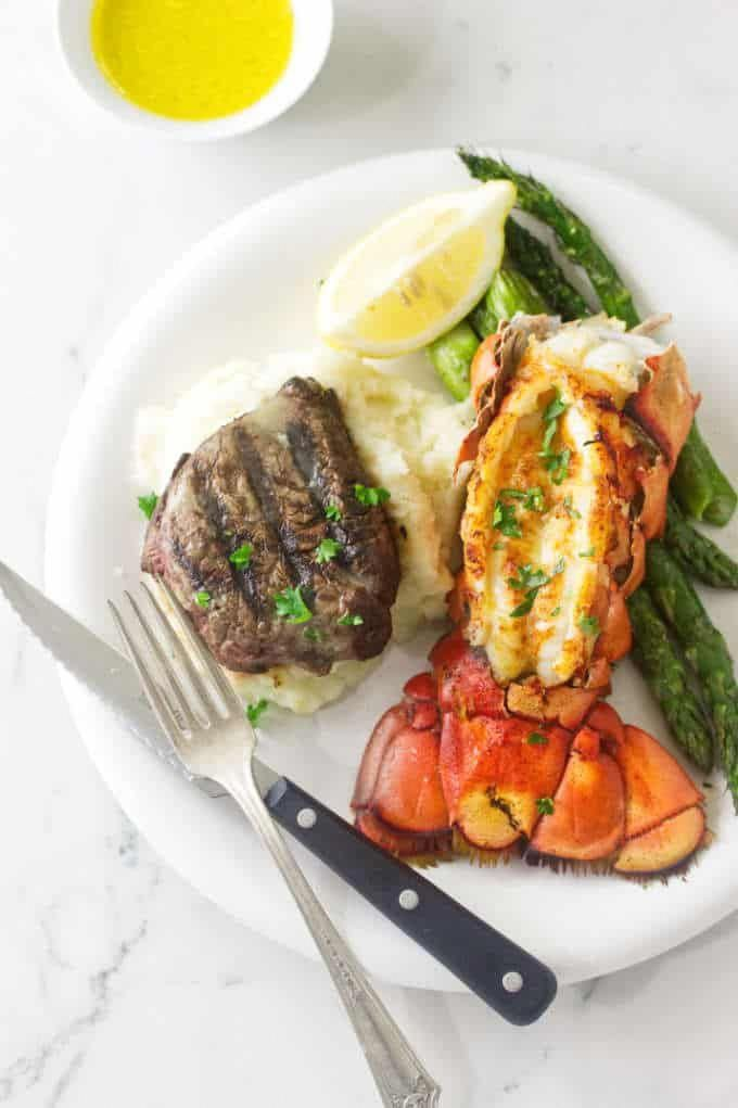 Better Than Outback Grilled Steak And Lobster Dinner # ...