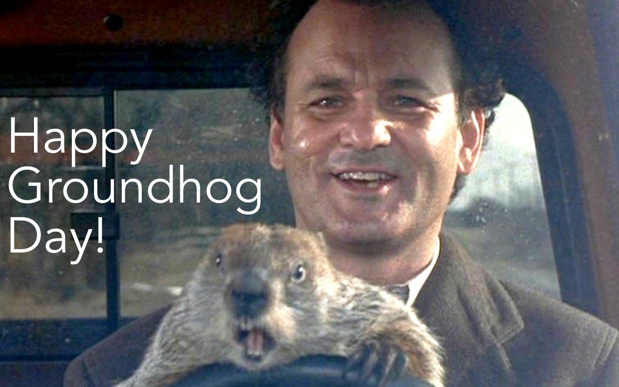 Happy Groundhog Day February 2nd Is Groundhog Day Will
