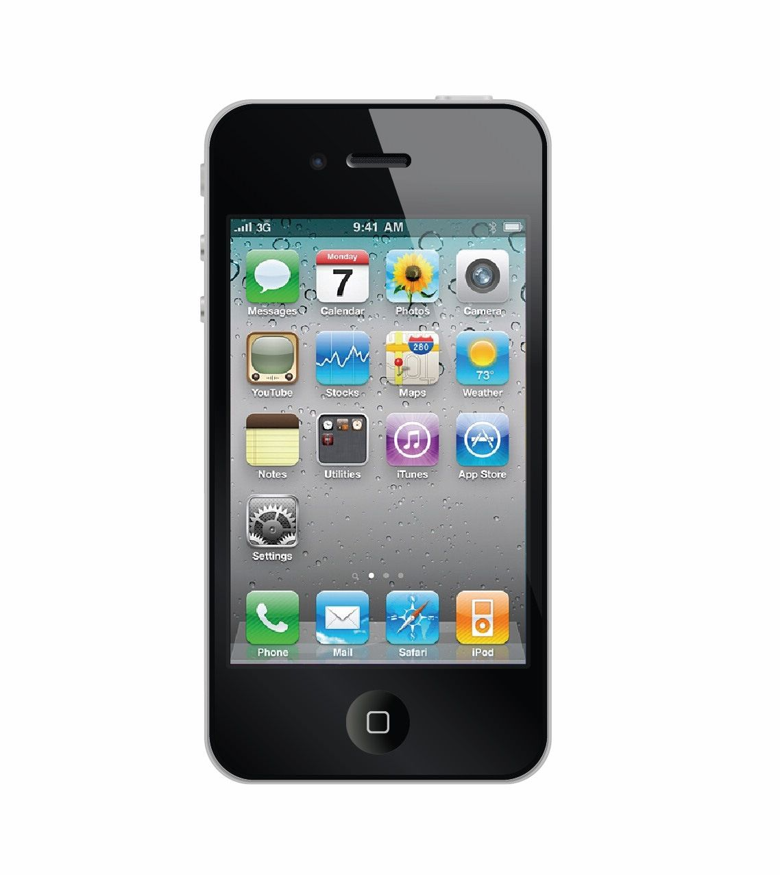 Apple iPhone XR Smartphone 64GB 128GB AT&T Sprint TMobile