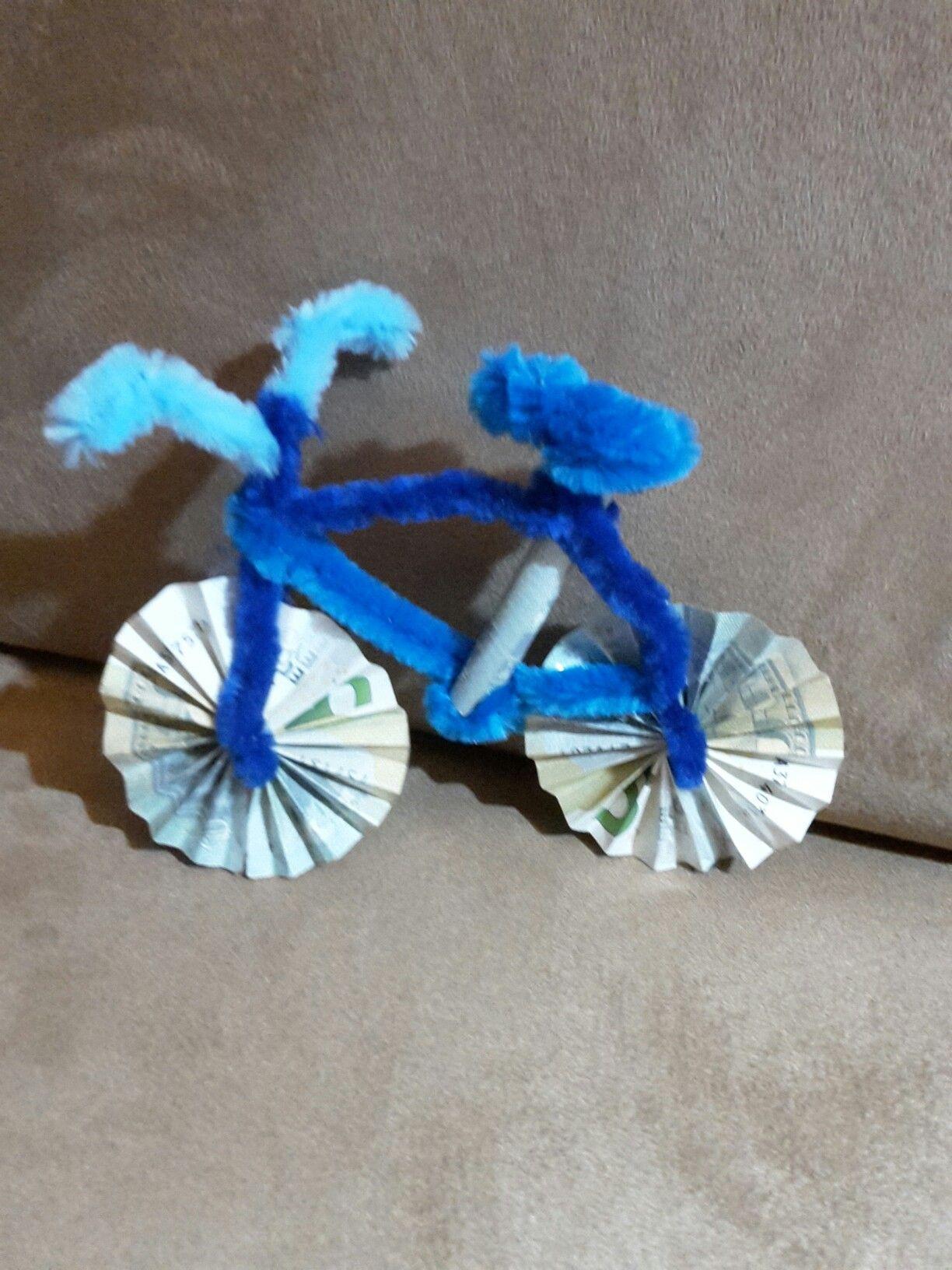 Geldgeschenk Fahrrad Money Gift Ideas Pinte