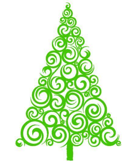 Christmas Tree Vinyl Decal Christmas Tree Vinyl Vinyl Crafts Christmas Vinyl