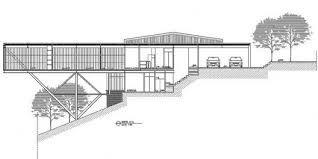 Corte de casa em terreno irregular constru es em - Terreno con casa ...