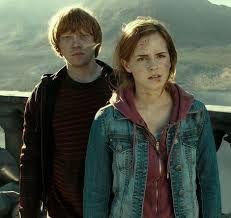 hermione granger  denim jackets are also easy  to find