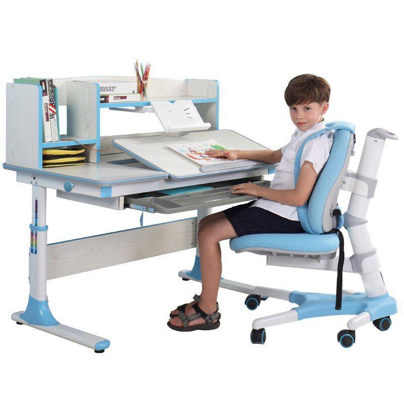 Multifunctional Children Study Desk Ergonomic Kid Study Table Student Adjustable Desk And Chair Combination Kids Study Table Kids Study Study Desk