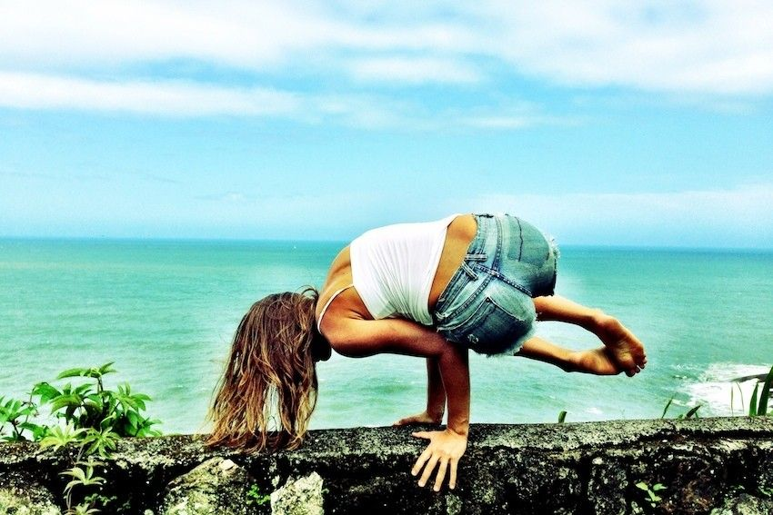 Yoga In Brazil (Incredible Slideshow)