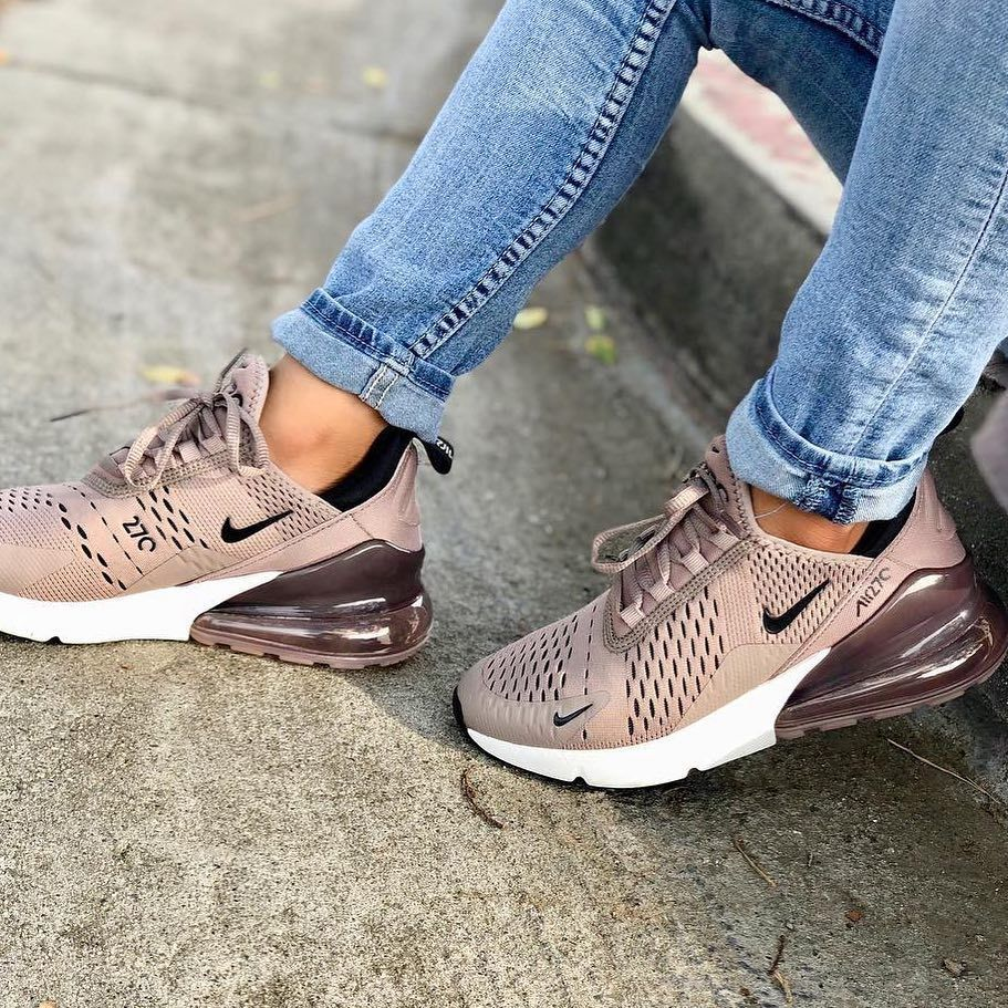 Nike Air Max 270 Sepia Stone Hier Kaufen Sneakers Nike Air Max Outfit Shoes Nike Air Max