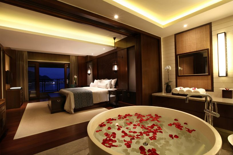 Best Anantara Sanya Resort Spa Is Nestled Between Two Kinds 400 x 300
