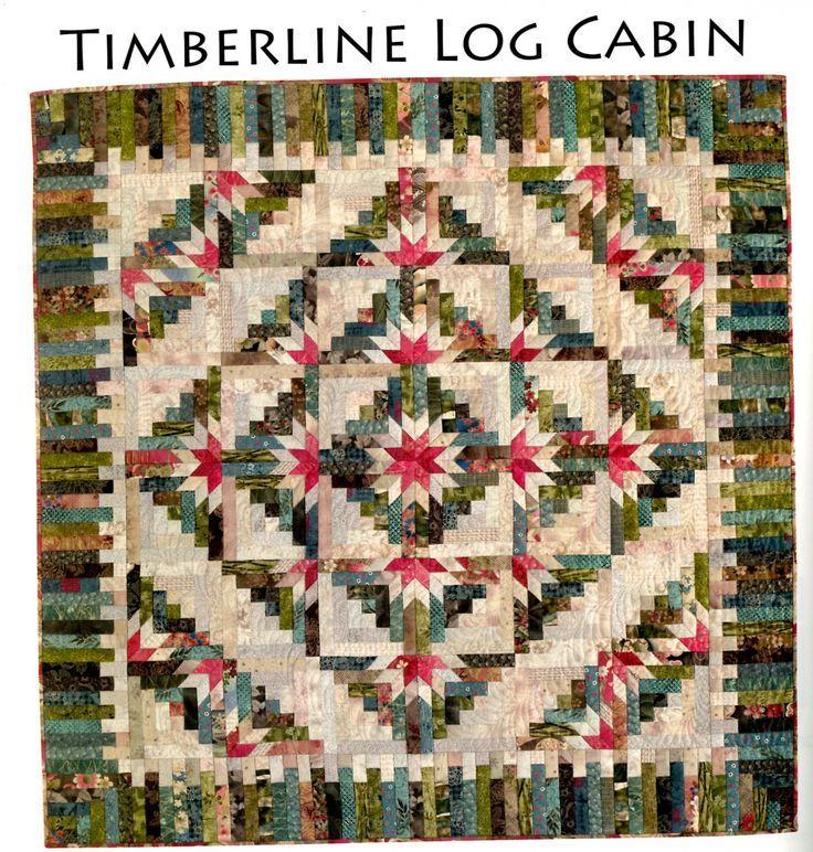 Judy Martin's Log Cabin Quilt Book By Martin, Judy Log