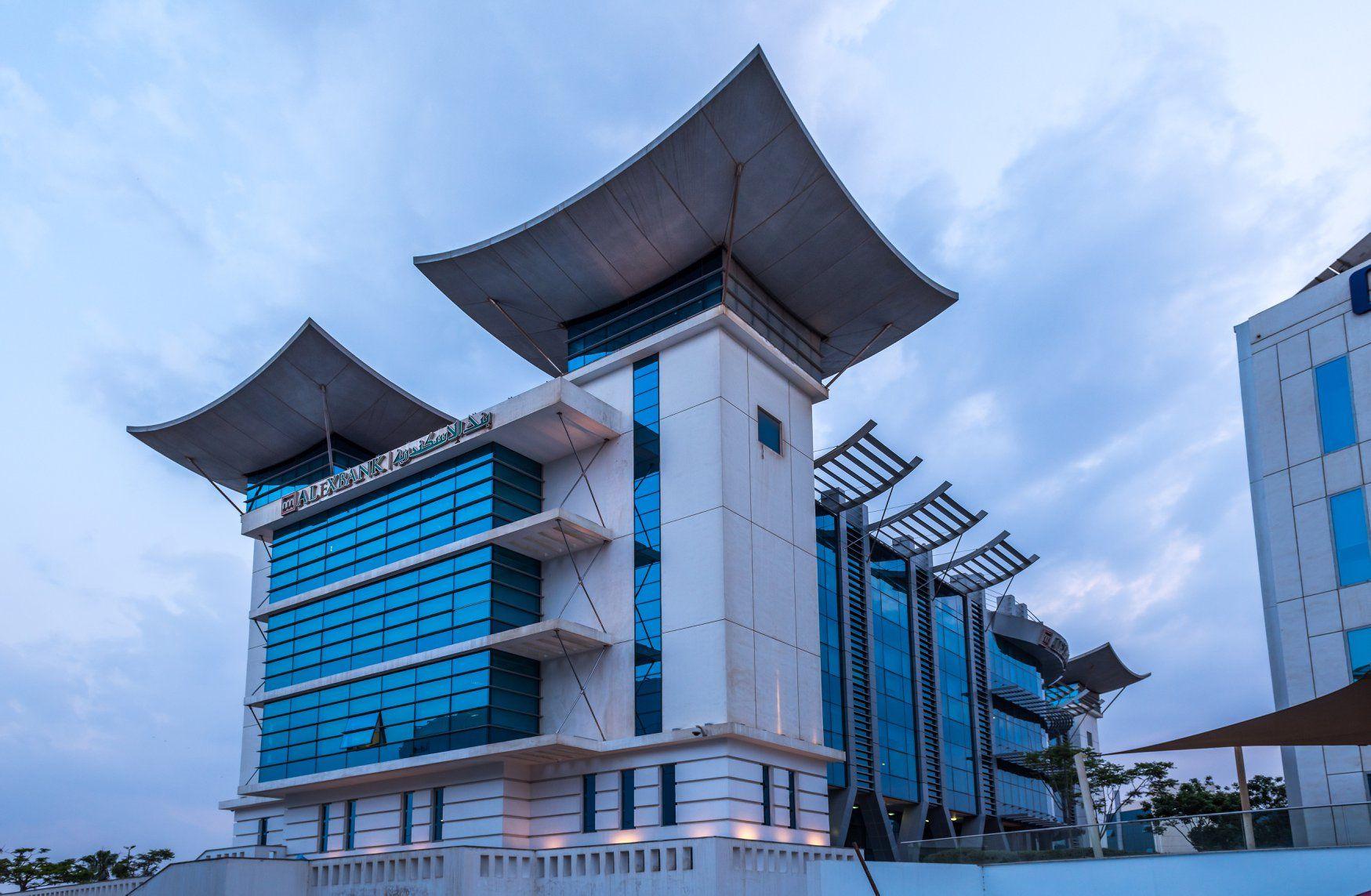القرية الذكية مدينة 6 اكتوبر Egypt Building Structures