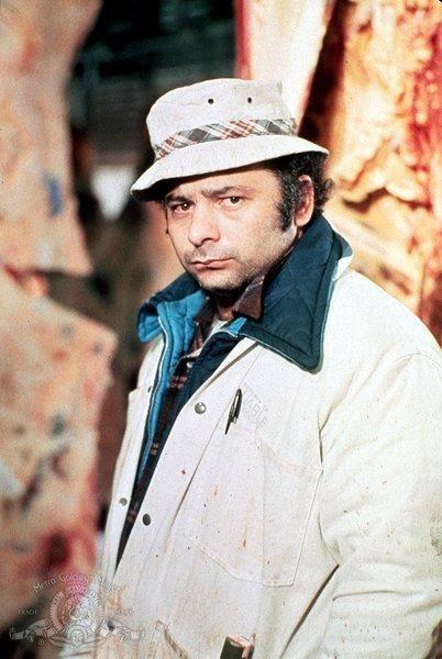 Burt Young as Paulie | Rocky Balboa | Rocky 1976, Burt ...