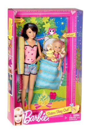 Barbie Sisters CHELSEA CAMPING TENT