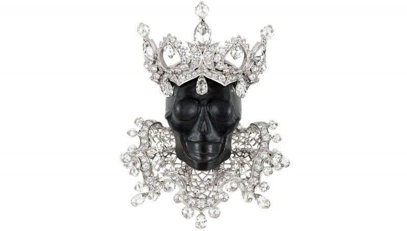Руа д''Obsidienne Кулон от Dior