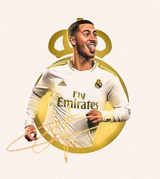 Eden Hazard Real Madrid Eden Hazard Hazard Real Madrid Hazard Wallpapers