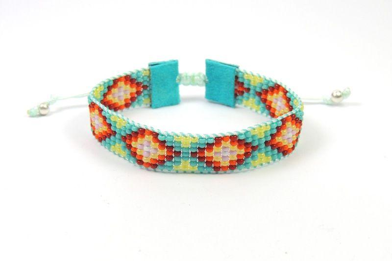 beaded bracelet by Jewels on DaWanda