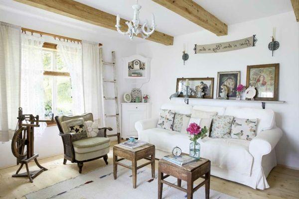 Möbel im Ferienhaus, die nicht viele Pflege brauchen | Wohnzimmer ...